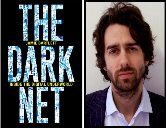 Jamie Bartlett, author of The Dark Net